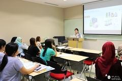 2019년 1학기 초급 1B-1반 한국어와 한국문화 수업 (한국 사람들의 모임)